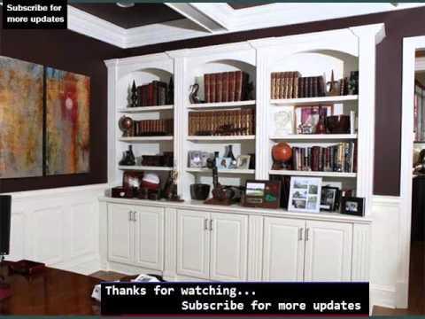 Wall Storage Shelves Ideas | Shelving Home Office - YouTube