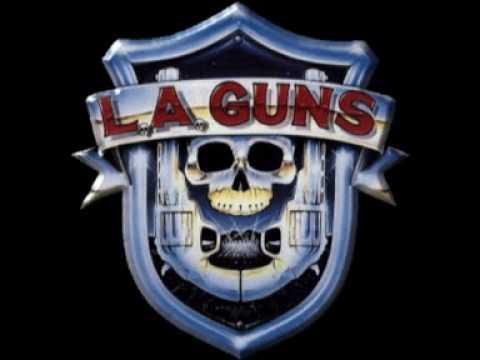 L.A. Guns - Over the Edge (with lyrics)