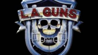 L.A. Guns - Over the Edge (with lyrics)