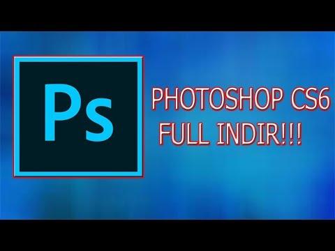 PHOTOSHOP CS6 FULL INDIR!!
