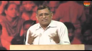 S. Gurumurthy Speech on Globalization & Indian Society - 20.10.2012
