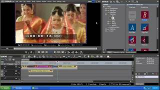 Edius Tutorials in Telugu - Class 22 - Edius Mask Effects & Wedding Effects