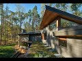 Deer Haven Tour: Architect's residence goes LEED zero energy ready with warm modernism design Part 1