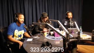 The Roll Out Show - Guest host: Comedian Precious 11-20-15 pt 1 of 2