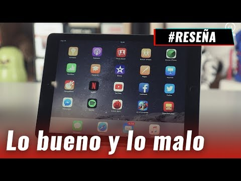 iPad 5 generación (2017). Review en español