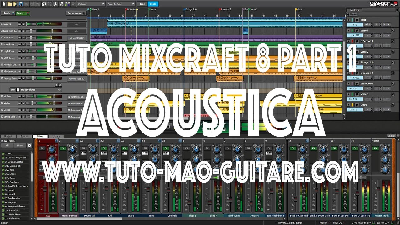 mixcraft 7 complet gratuit