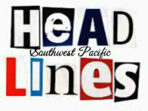 Headlines - Southwest Pacific