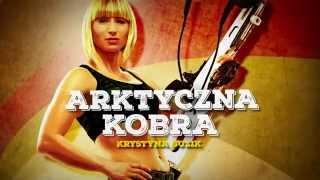 Narty Karabiny Dziewczyny - Krystyna Guzik w roli Arktycznej Kobry