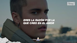 Justin Bieber, The Kid LAROI - Stay (Official Video)    Sub. Español