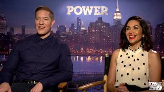 Joseph & Lela Talk POWER Season 6 - Why Did Tommy Try To Kill Ghost? + Life After the FBI