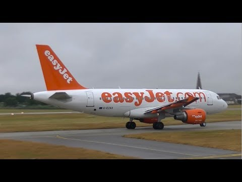 One hour at Jersey Airport - 27th June 2017