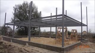 видео Сэндвич-панели для сооружения зданий