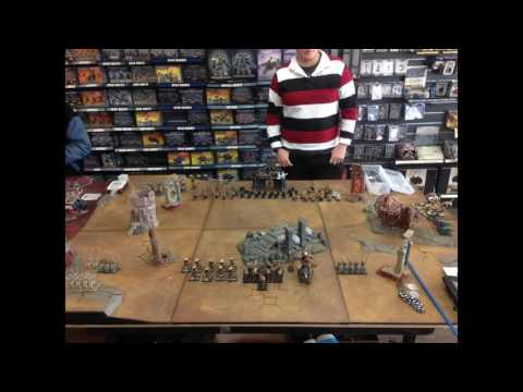 Age of Sigmar: Matched Play Summer Campaign Death v Order