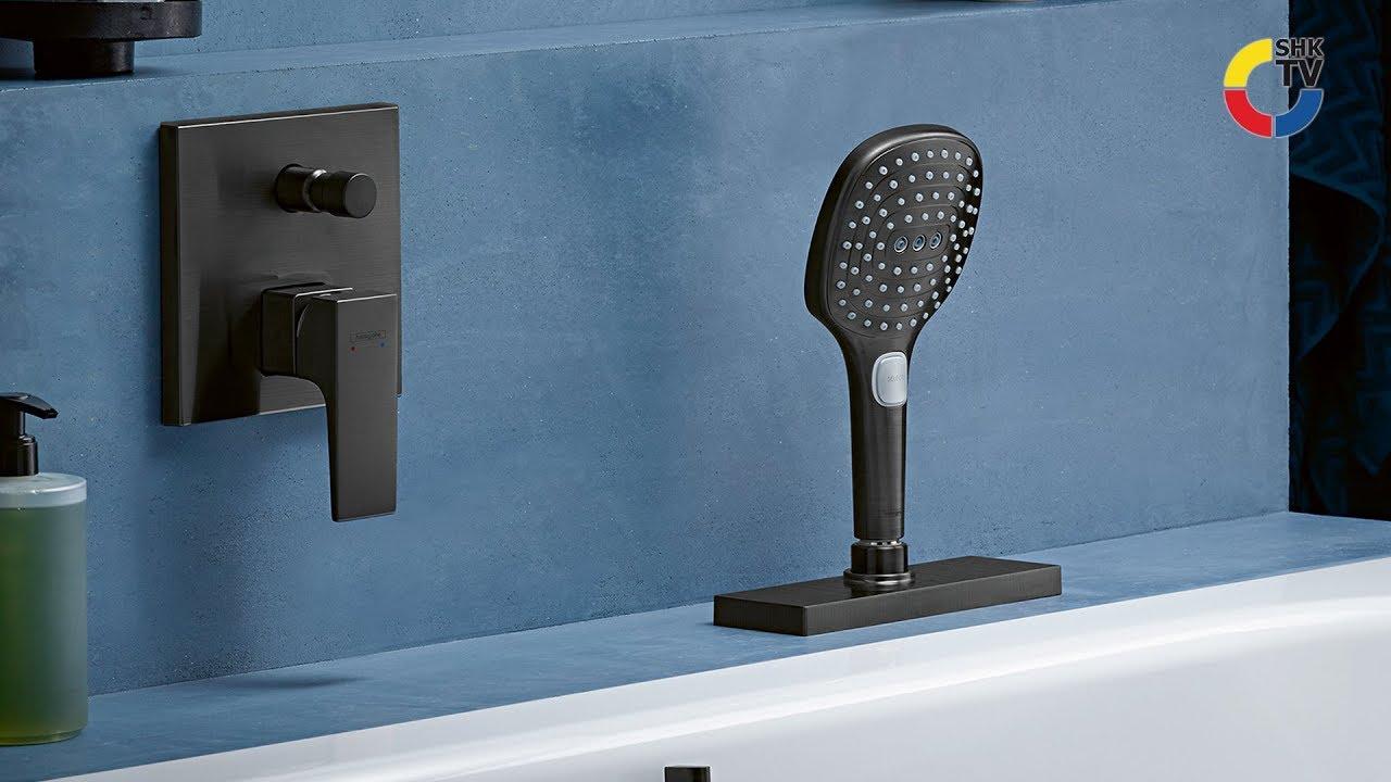 Hansgrohe Badewanne.Produkt Im Blickpunkt Hansgrohe Sboxfür Die Badewanne