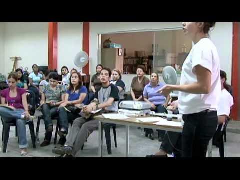 Helping children affected by urban violence in Venezuela