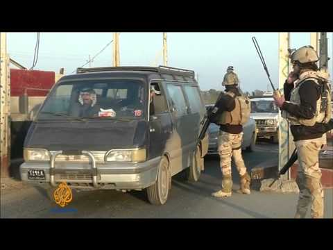 Army and tribal fighters clash in Anbar