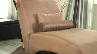 Melrose Chaise Lounge - Product Review Video