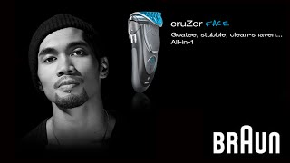 Best Electric Shaver - Braun Cruzer 6 Face Electric Shaver