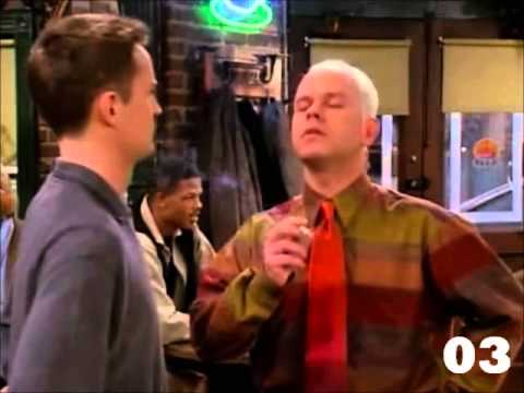 Everything Friends: Top 10 Gunther Moments