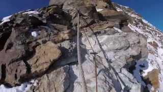 Matterhorn Ascent: Fixed Ropes