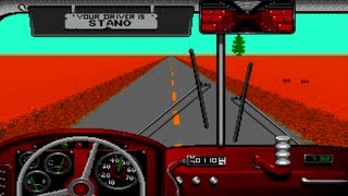 Awful Simulator Games: Desert Bus Review