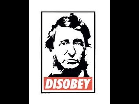 """Civil Disobedience Part II: """"What Would Thoreau Do?"""""""