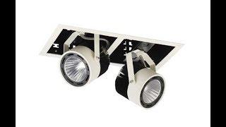 Обзор встраиваемого светильника Donolux DL18601/02WW-SQ от ВамСвет.Ру