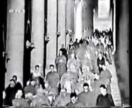 Papal Coronation 1 - Scala Regia