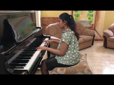 Amma Sandaki by T.M. Jayarathne Piano Cover