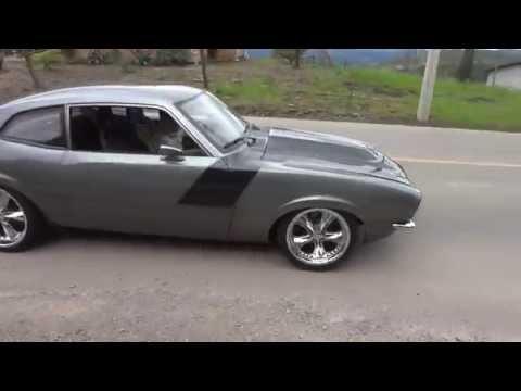 Ford Maverick GT V8 77 360hp  Edelbrock  Wilwood Foose Nitro