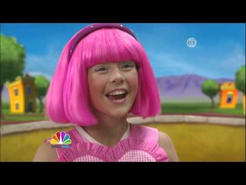 LazyTown S03E11 Breakfast at Stephanie's 1080i HDTV 25 Mbps
