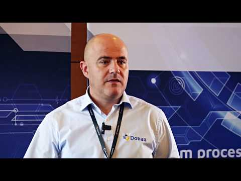 IdealSFA si IdealWMS distributia si logistica, Marius Constantin, General Manager, Donau SRL