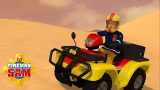Fireman Sam: Searching for Sarah & James In The Snow