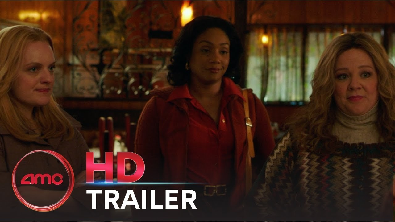 The Kitchen Official Trailer Tiffany Haddish Melissa