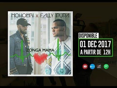 Teaser -  Mohombi ft. Fally Ipupa - Zonga Mama