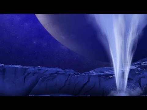 NASA: Water plumes spotted on Jupiter's moon
