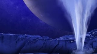 NASA: Water plumes spotted on Jupiters moon