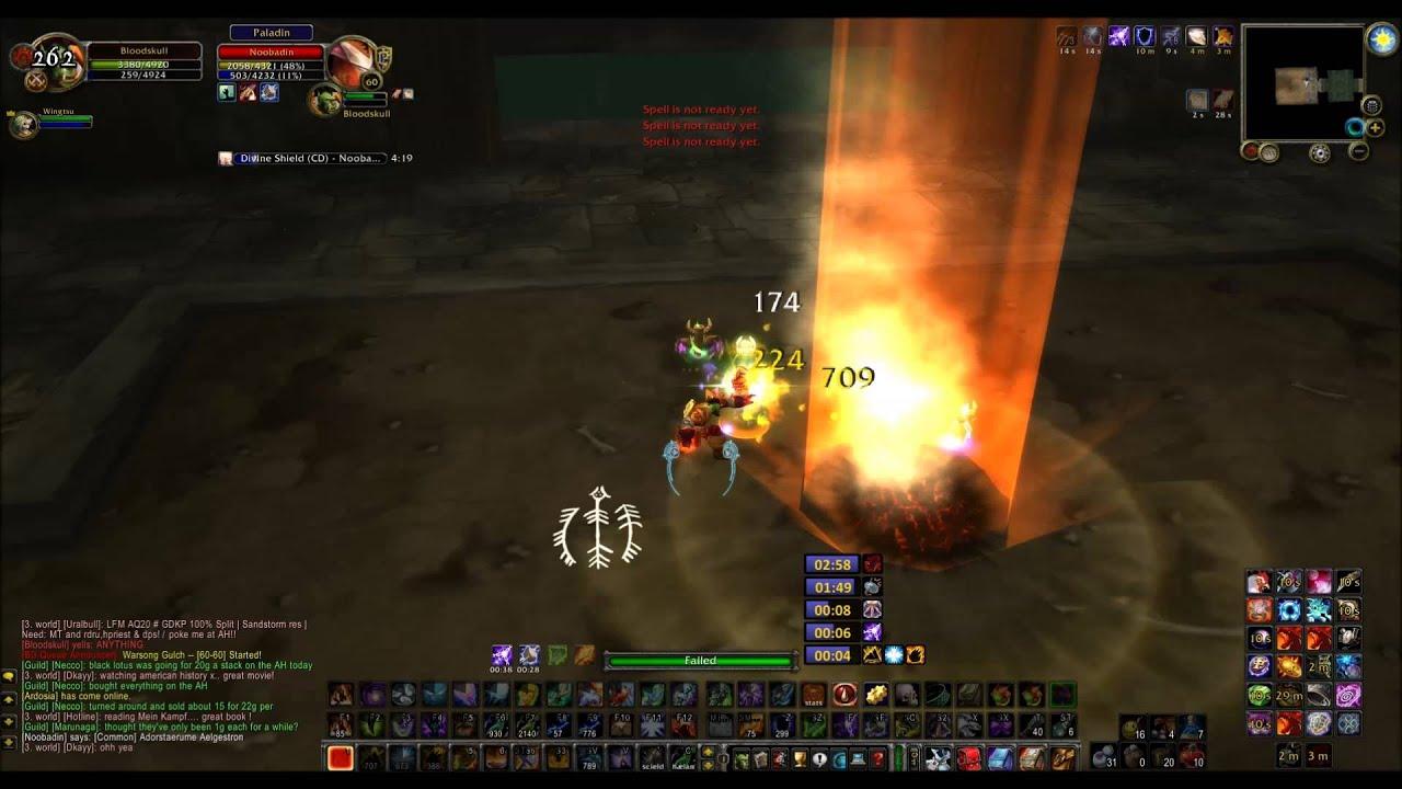 How did this happen: Vanilla Enhancement Shaman | theScore esports