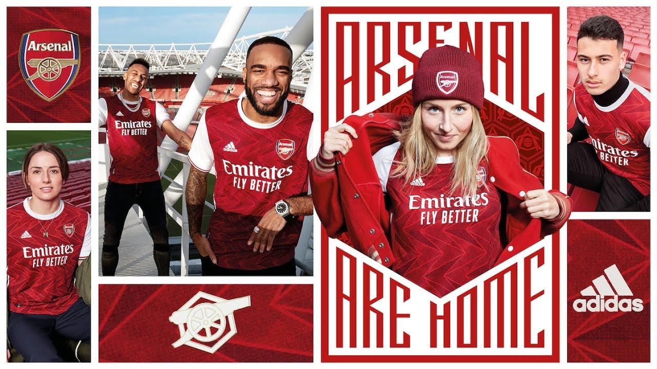 New Adidas X Arsenal Home Kit Available Now Season 2020 21 Youtube