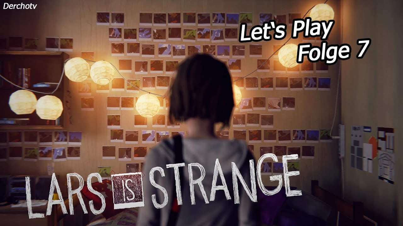 lars is strange let s play life is strange episode 2. Black Bedroom Furniture Sets. Home Design Ideas