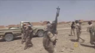 الجيش يسيطر على الغيل أكبر معاقل الحوثيين بالجوف