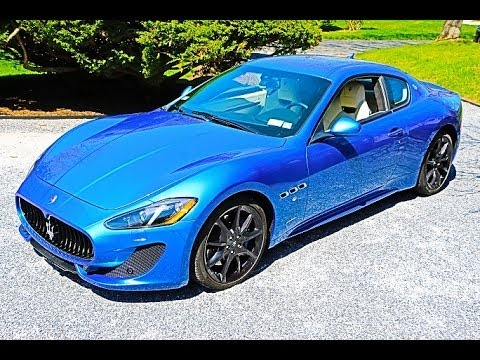 2013 Maserati Granturismo Sport For Saleblu Sofisticatoonly 1750