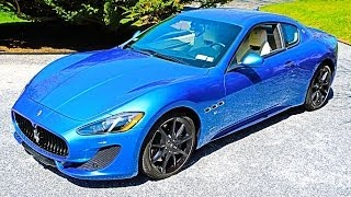 2013 Maserati GranTurismo Sport For Sale~Blu Sofisticato~ONLY 1,750 Pampered Miles!