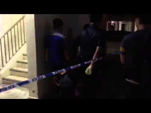 76-year-old declared dead in bloody Yishun flat