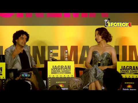 UNCUT- Kangana Ranaut At Jagran Film Festival Panel Discussion For Future of Cinema | SpotboyE