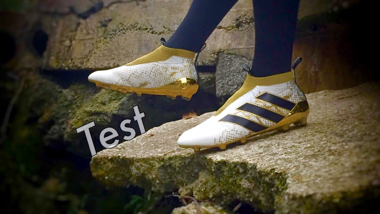 Pogba & Ozil Boots- Adidas ACE 16 Purecontrol Stellar Pack TEST 2016 - YouTube