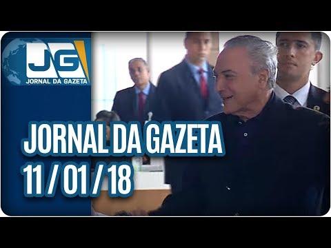 Jornal da Gazeta - 11/01/2017