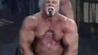 What happened to Scott Steiner