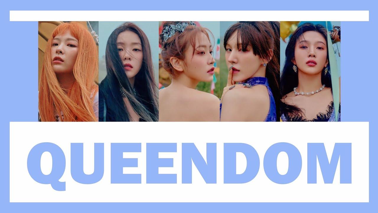 Download [THAISUB/แปล] Red Velvet - Queendom #เล่นสีซับ