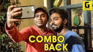 A. R. Rahman-G. V. Prakash Mersal Combo Back | Sarvam Thaala Mayam | Rajiv Menon | ARR | GVP